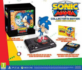 Sonic Mania Collectors Edition (Spanish outer Sleeve, English inner carton/EFIGS in Game) /Xbox One