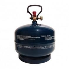 BUTELIE GAZ CU ROBINET 2 KG TIP POLONEZ