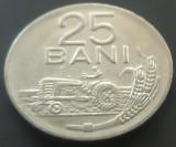 Moneda 25 Bani - RS ROMANIA, anul 1966  *cod 459