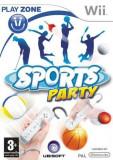 Sports Party - Nintendo Wii [Second hand], Sporturi, 3+, Multiplayer