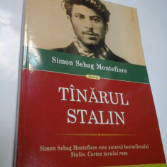 TANARUL STALIN - SIMON SEBAG MONTEFIORE, Polirom
