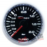 Ceas indicator presiune turbo electric Depo Racing - VTT-DP-ZE-001+B