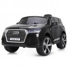 Masinuta electrica Chipolino SUV Audi Q7 black, Negru