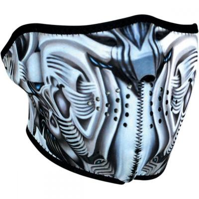 ZanHeadGear Masca Biomechanical Gray foto