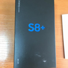 Samsung Galaxy S8 Plus Full Box