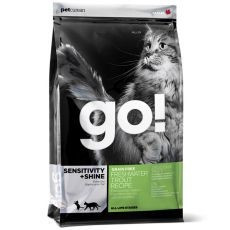 Petcurean GO! CAT Sensitive Shine Grain Free - 7,25kg foto