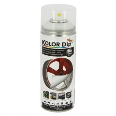 Vopsea spray cauciucata Kolor Dip 400ml - Solid White