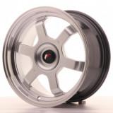 Japan Racing JR12 16x8 ET20-22 Blank Hyper Silver
