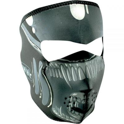 ZanHeadGear Masca Full Face Alien Gray foto