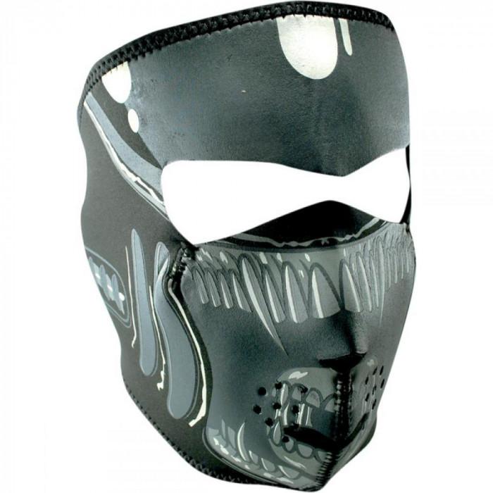 ZanHeadGear Masca Full Face Alien Gray