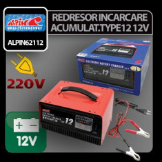 Redresor incarcare acumulator Type12 - 12V - IC972