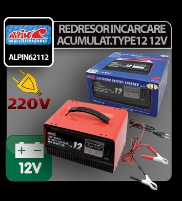 Redresor incarcare acumulator Type12 - 12V - IC972 foto