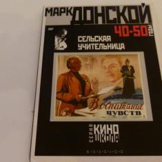 The village teacher- mark donskoi - dupa maxim gorki - dvd, Engleza