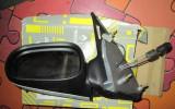 Oglinda exterioara Renault Clio 1 B57/C57 1994-1998 reglare manuala partea Stanga 7701367436 originala