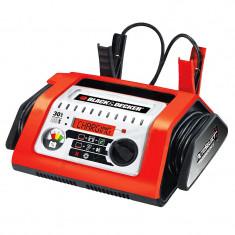 Redresor incarcare acumulator digital Black&Decker 30A - 12V