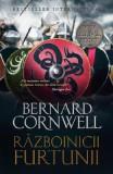 Razboinicii furtunii. Seria Ultimul regat. Vol.9 - Bernard Cornwell