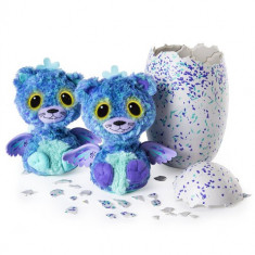 Jucarie Interactiva Hatchimals Gemenii Peacat din Ou