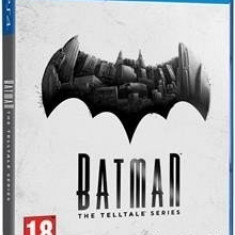 BATMAN - AThe Tellate series  - PS4 [Second hand] fm, Role playing, 16+, Single player