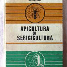 APICULTURA SI SERICICULTURA, Carmen Lia Spataru s.a., 1983