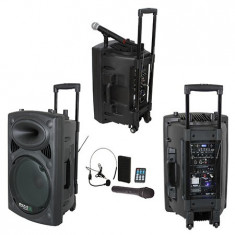 BOXA PORTABILA 12 inch/30CM 350W RMS 12/230V USB/MP3