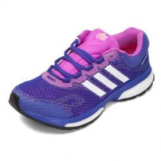 Adidasi Copii Adidas Response Boost J B26532, 38 2/3, 39 1/3, Alb