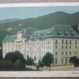 Sinaia, Palace Hotel// CP, Circulata, Fotografie