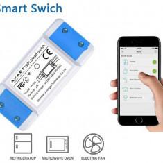 Releu wireless 10A (wifi smart switch)