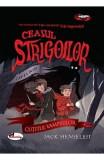 Ceasul Strigoilor - Cutitul Vampirilor - Jack Henseleit