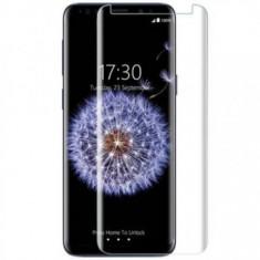 Folie protectie display sticla UV FULL GLUE Apple iPhone X / XS