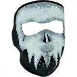 ZanHeadGear Masca Full Face Fang Skull Glow In The Dark