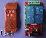 Telecomanda+receptor 4 canale automatizari tip1