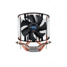 Cooler CPU Zalman CNPS5X Performa, MultiSocket, Ventilator 92mm, Heatpipe-uri...