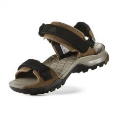 Sandale Barbati Adidas Cyprex Ultra Sandal II AF6090, 46, Negru