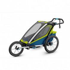 Carucior multisport Thule Chariot Sport 1 Chartreuse/Mykonos