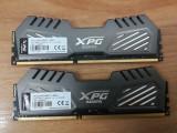 Kit Memorie Ram Adata XPG Titanium 16 GB (2 X 8 GB) 2400 Mhz., DDR 3, Dual channel, A-data