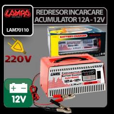 Redresor incarcare acumulator electronic 12A - 12V - IC969