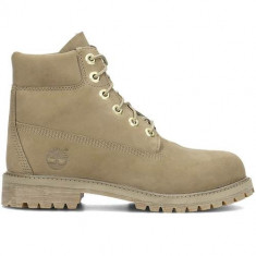 Ghete Copii Timberland 6 IN Premium WP Boot A1VDT, 36, 37, 39, 40, Gri