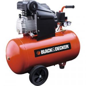 Compresor aer comprimat Black&Decker 205/50 50l 8 bari, cu ulei