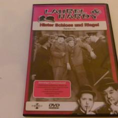 Stan si bran - pardon us - dvd, Altele