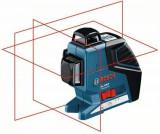 Bosch GLL 3-80 P Nivela laser cu linii