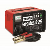Robot de pornire auto si incarcator Leader 400 start TELWIN