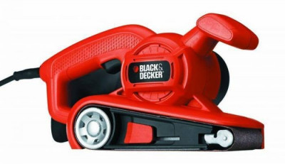 Black Decker KA86 Masina de slefuit cu banda KA86 foto