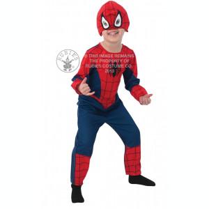 Costum Spiderman Classic 2-3 ani