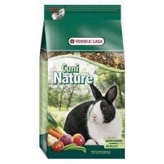 Cuni Nature 2,5kg - hrană pentru iepuri pitici foto
