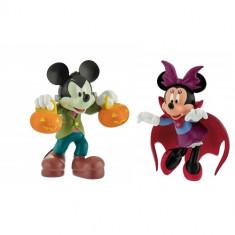 Set Minnie si Mickey Halloween, Bullyland