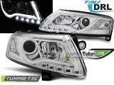 Faruri cu tube led DRL pentru Audi A6 04.2004-2008 Tuning - Tec - VTT-LPAUC7