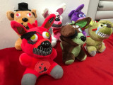 Five Nights at Freddy's set 6 piese marime