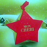 Bomboane de pom de Craciun set 5 bucati Mon Cheri FERRERO ROCHER