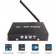 MiraCast & Airplay, Wifi Display pentru Android IOS si Windows Phone
