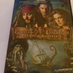 piratii din caribic - dvd- fara romana